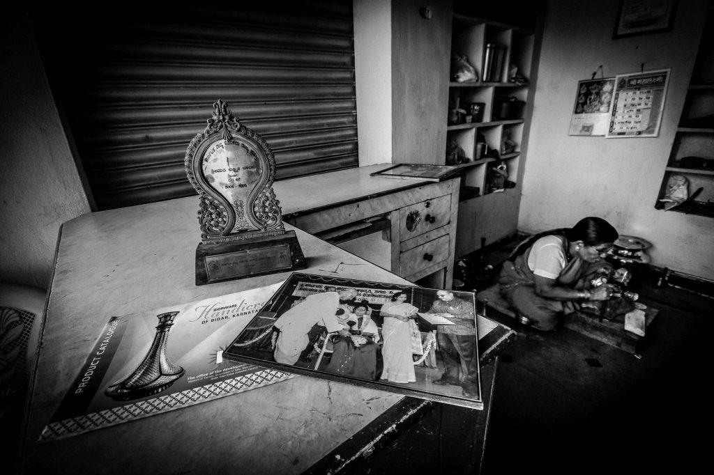 The awards and accolades of a veteran artisan